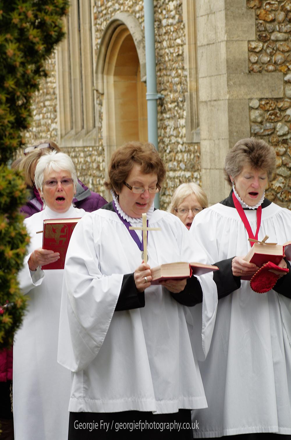 St George's Choir   The Parish of Badshot Lea and Hale