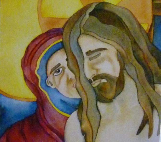 Lesley's Easter Sermon