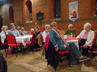 Harvest Supper - St Mark's 2014 (2)