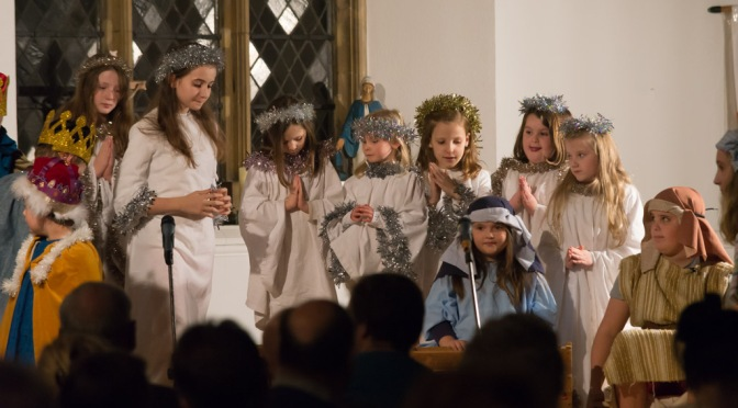 Crib Service at St George's