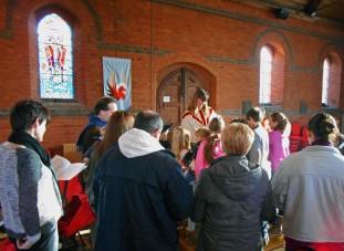 Baptism reunion - St Mark's (1a)
