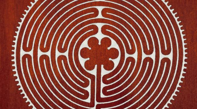 Walk the Prayer Labyrinth