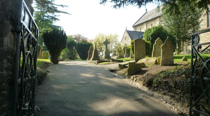 Google Mapping St John's Churchyard