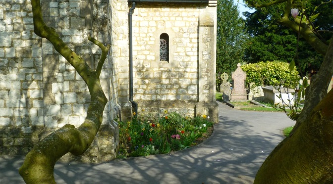 The Beauty of St John's Churchyard