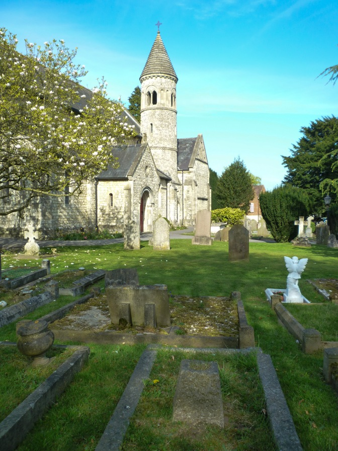Maintaining St John's Churchyard