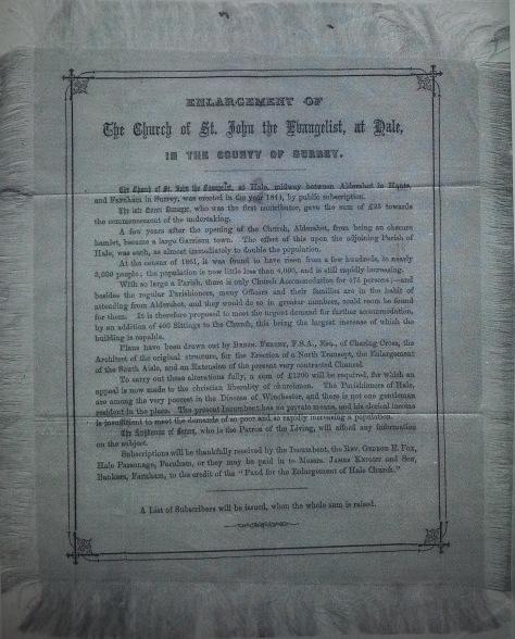 History of St John's