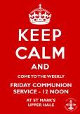 Friday Service
