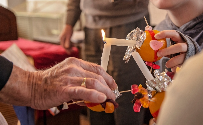 What is a Christingle?