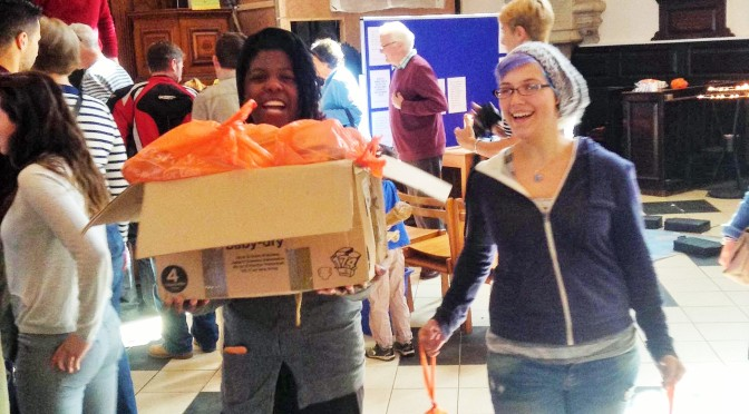 Refugees in Farnham & Guildford Diocese
