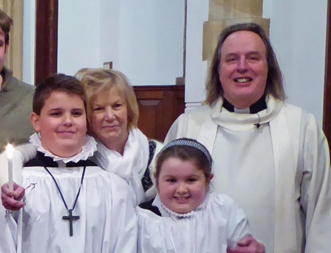 My Confirmation, A Family Affair