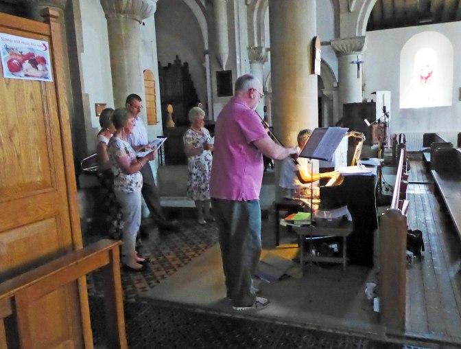 Thy Kingdom Come - St John's, Badshot Lea and Hale (7)