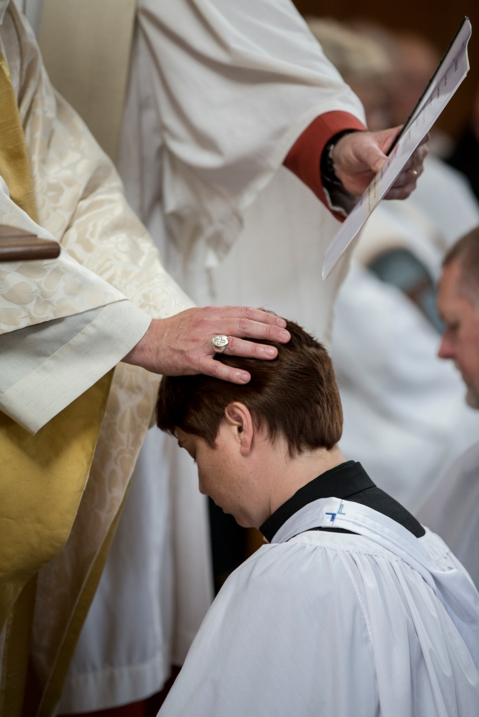 Reflections on my ordination