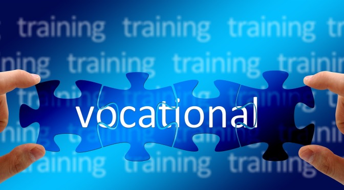 Vacation leads to Vocation