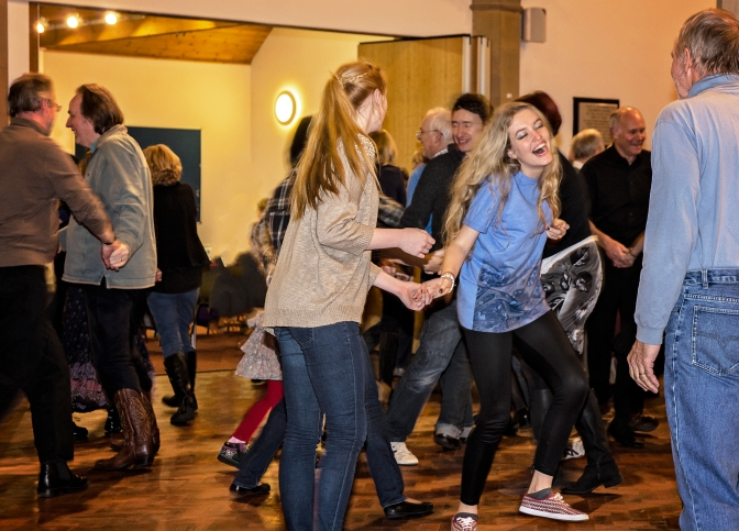 Ceilidh – Saturday 21st October, 7-10