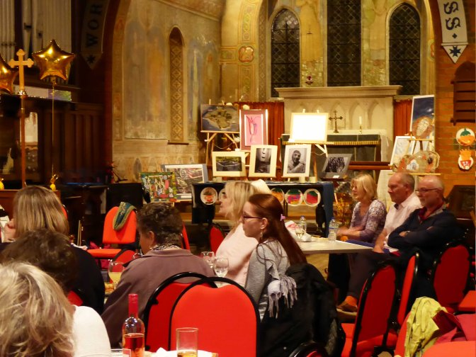 Photos of the Arts at St Mark's Festival