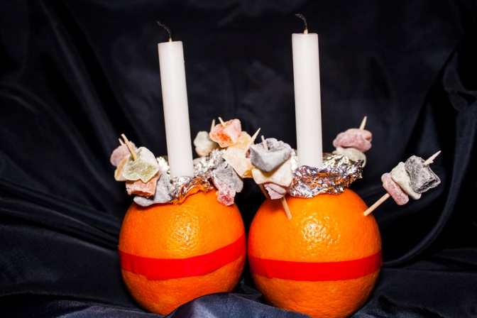 Christingle at St George's – 28th Jan