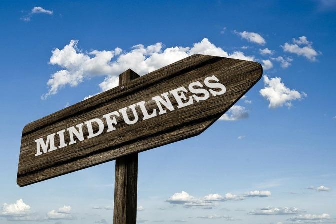 Mindfulness at St John's