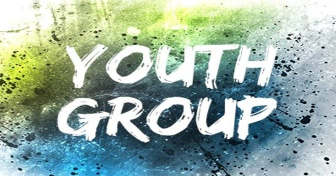 New Youth Group starting – from Sun 22/4