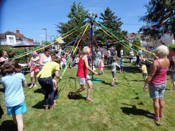 Parish Fete – 9th June