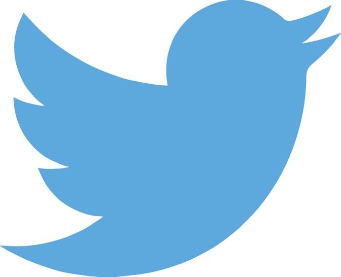 New Twitter Address
