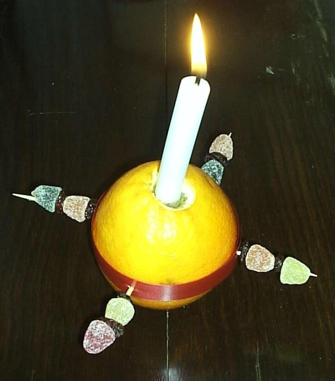 Come to Christingle