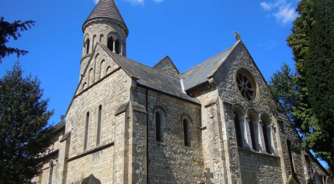 Invitation to hear about plans for St John's – postponed.