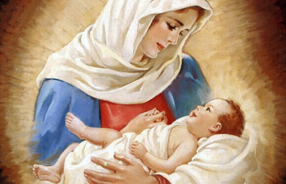 Mary, faith and holding on
