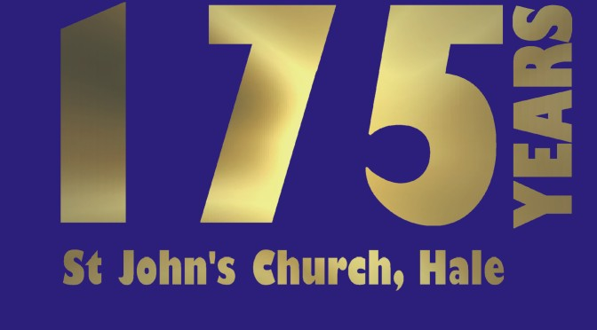 St John's Church is 175