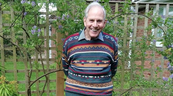 Gardening expert John Negus to answer questions at parish fete