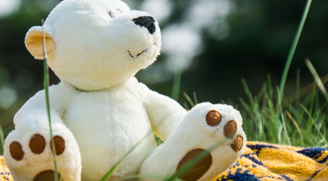 It's picnic time for teddy bears at St George's