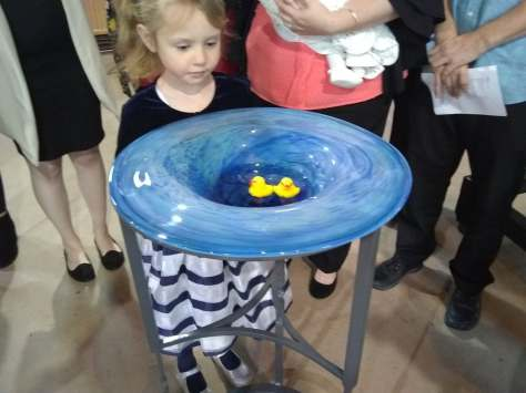 Ava's Baptism 7