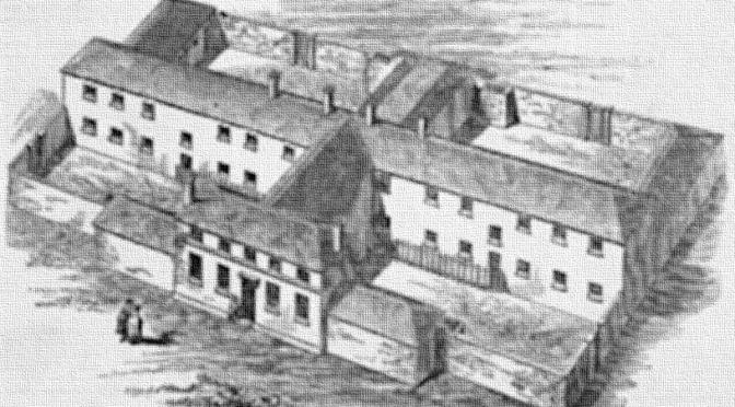 Farnham Workhouse Burials