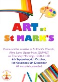 Art at St Mark's
