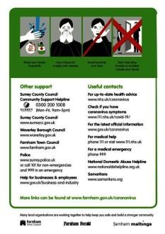 Farnham helpline 2