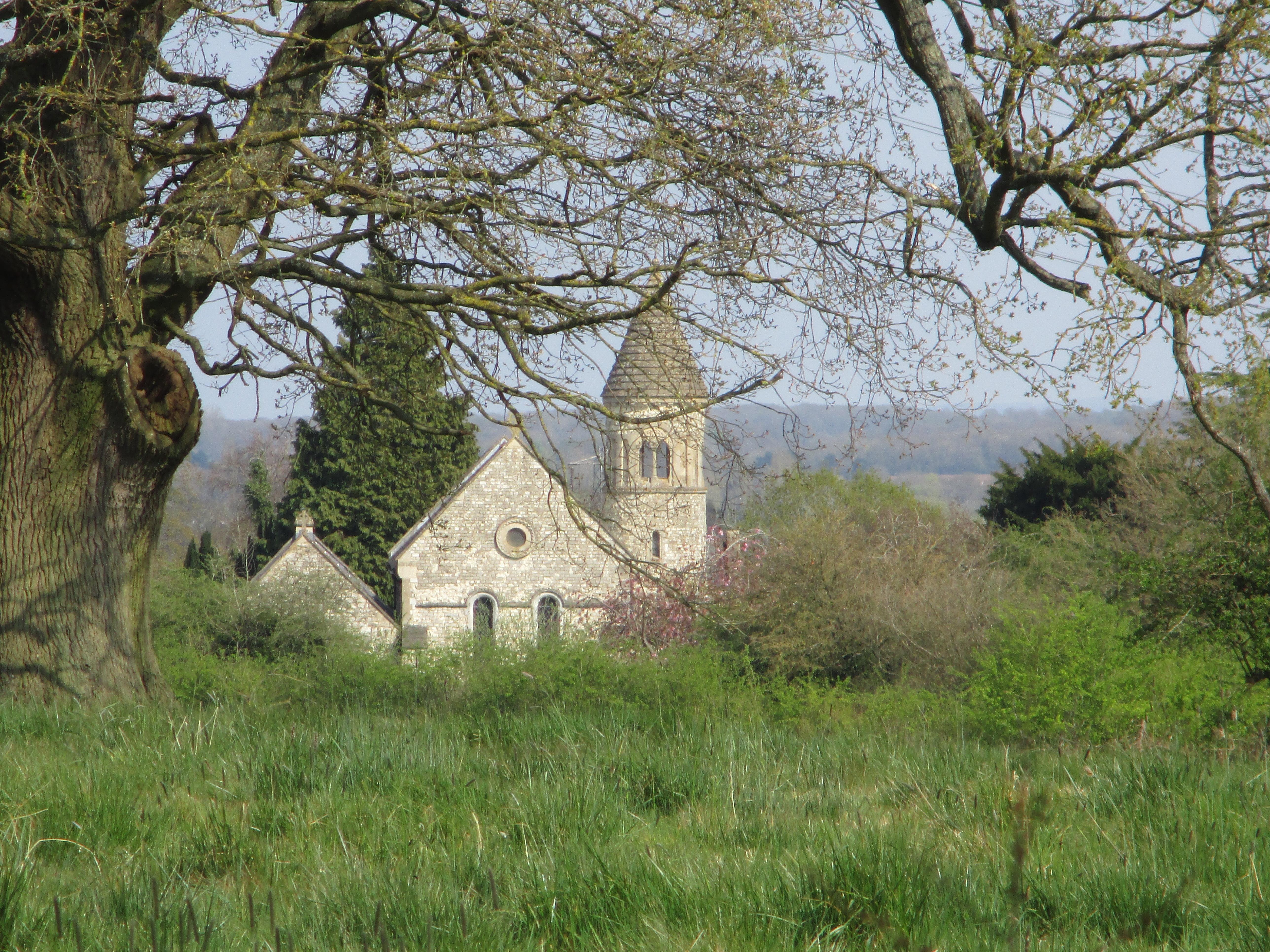 St John's in the spring