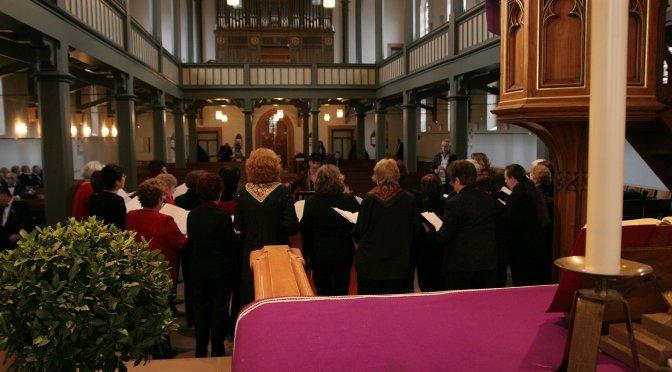 Virtual Choir – Hymns for 17th May