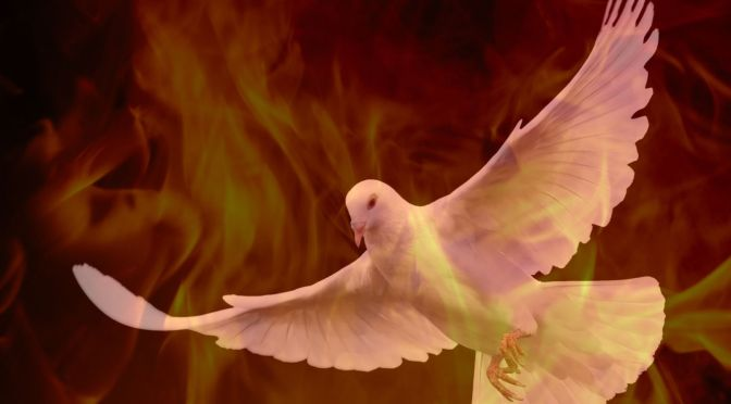 Pentecost Service – Your part!