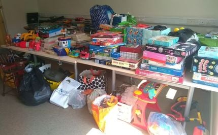 Share Farnham donations 2