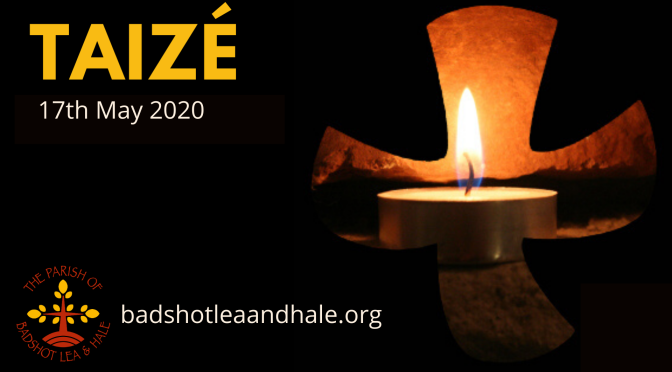 Taizé – 17th May