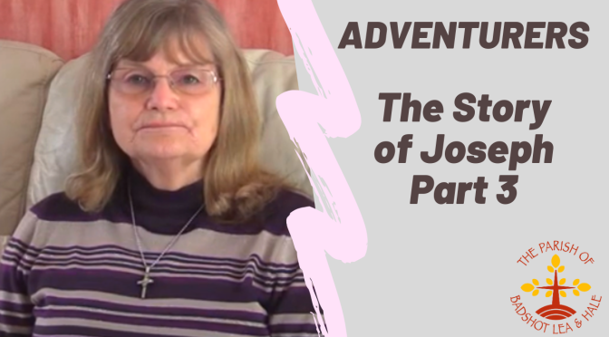 The Story of Joseph – Part 3