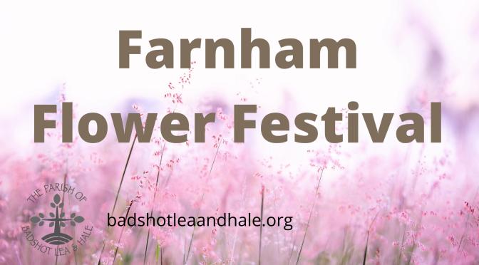 Farnham Flower Festival