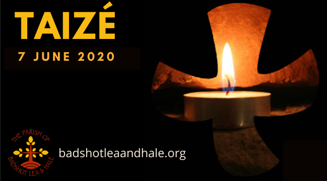 Taizé – 7th June