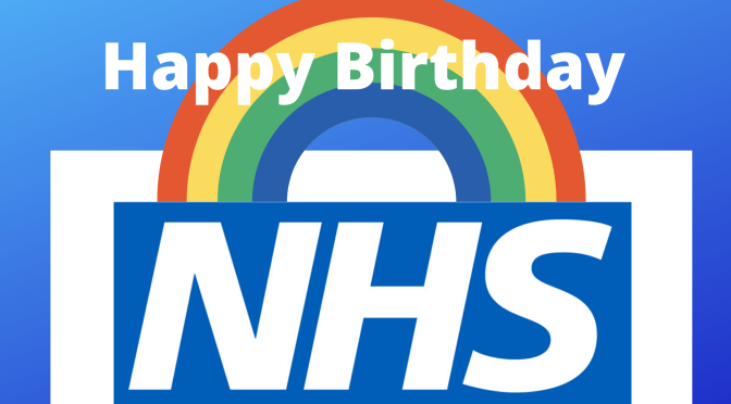A Happy Birthday service for the NHS
