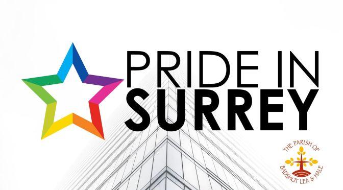 Surrey Online Pride Service