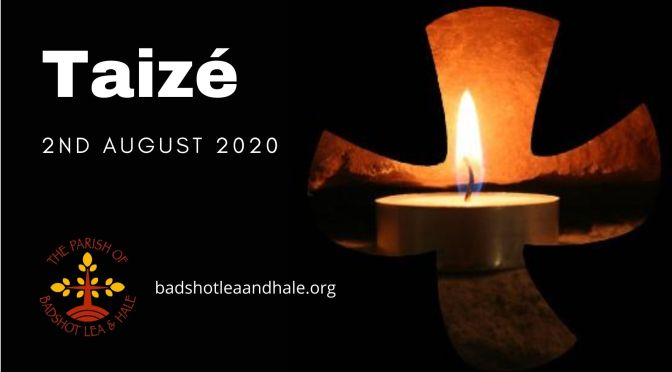 Taizé – 2nd August