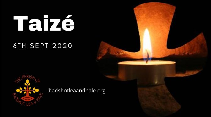 Taizé – 20th September