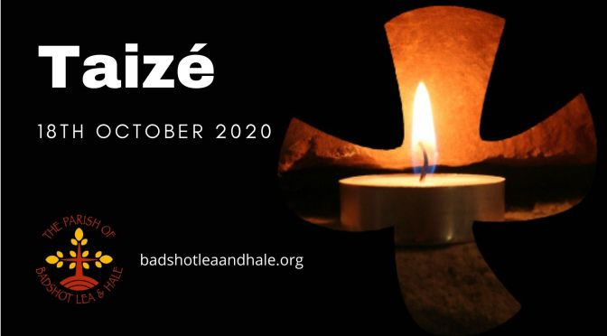 Taizé – 15th November