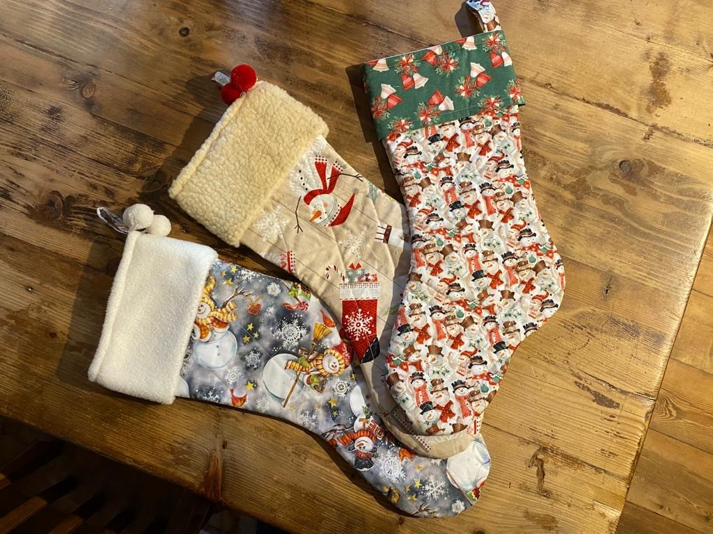 Christmas Stockings £10