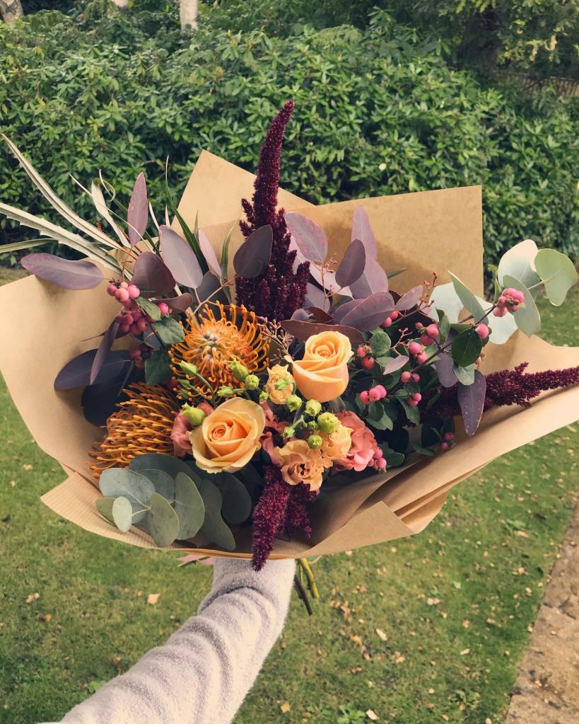 Loose bouquet £20
