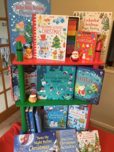 Christmas titles and gifts £2.99 - £9.99